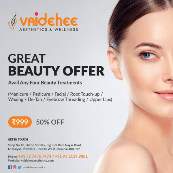 Great Beauty Offer